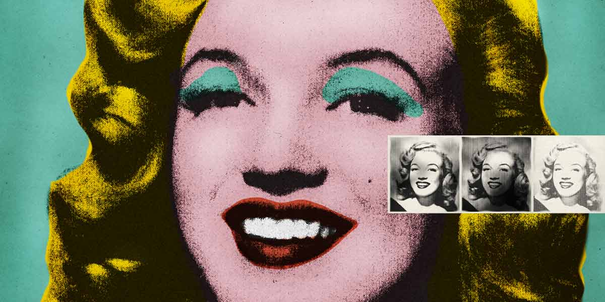 Creating an Andy Warhol effect in photoshop