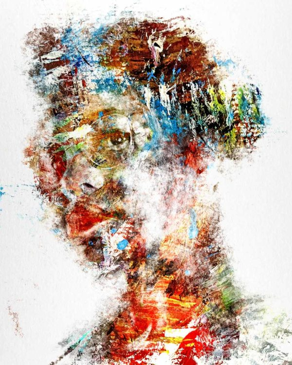 ARTINONE Expressionist Brushes